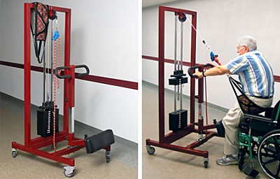 Sit-To-Stand Trainer